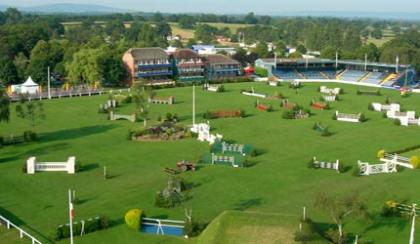 Hickstead British Jumping Derby Meeting