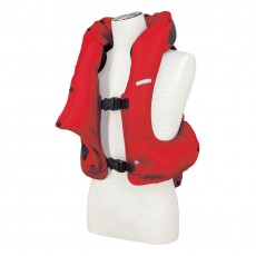 Hit-Air Inflatable Air Vest (Red)