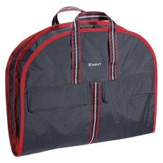 Ariat Show Garment Bag (Navy/Red)