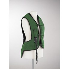 Helite Original Air Jacket (Emerald Green)