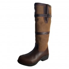 Mark Todd Women's Vision Tall Boot (Brown)