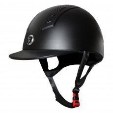Gatehouse Chelsea Air Flow Pro Riding Hat (Matt Black)