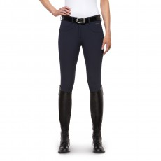 Ariat Women's Olympia Knee Patch Breeches (Navy)
