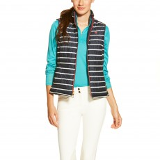 Ariat Women's Derby Vest (Navy)
