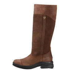 Ariat Women's Ennerdale H2O Boot (Dark Brown)