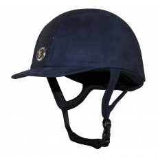 Gatehouse Jeunesse Riding Hat (Navy Glitter)