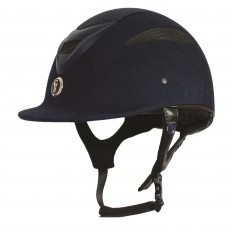 Gatehouse Conquest MKII Riding Hat (Navy Glitter)
