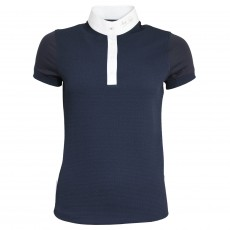Mark Todd Alicia Ladies Competition Polo Shirt (Navy)