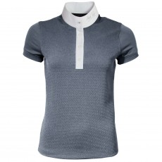 Mark Todd Alicia Ladies Competition Polo Shirt (Grey)