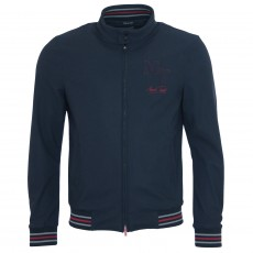 Mark Todd William Mens Bomber Jacket (Navy)