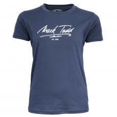 Mark Todd Women's Claire T-Shirt (Navy)