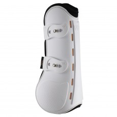 Woof Wear Smart Tendon Boots (White)