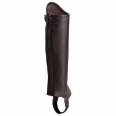Ariat Adults Chorus Half Chaps (Chocolate)