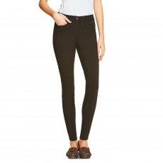 Ariat Women's Olympia Full Seat Breeches (Black)