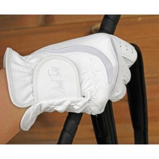 Mark Todd Competition Gloves (White)