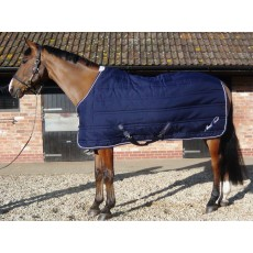Mark Todd Quilted Lightweight Stable Rug (Navy)