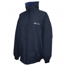 Mark Todd Adults Fleece Lined Blouson Jacket (Navy)