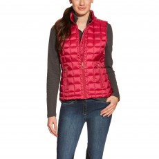 Ariat Women's Ideal Tiro Vest (Dahlia)