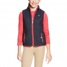 Ariat Kid's Ashley Vest (Navy Eclipse)