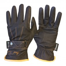 Mark Todd Winter Gloves With Thinsulate (Brown)
