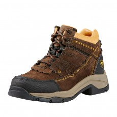 Ariat Women's Terrain Pro H2O Boots (Java Brown)