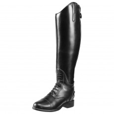 Ariat Women's Bromont Tall H2O Riding Boots (Waxed Black)