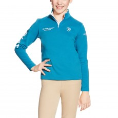 Ariat Kids' FEI World Cup Conquest Zip (Celestial)