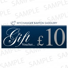 Wychanger Barton Gift Voucher 10 Sterling