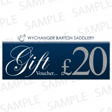 Wychanger Barton Gift Voucher 20 Sterling
