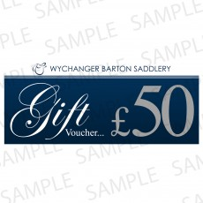 Wychanger Barton Gift Voucher 50 Sterling