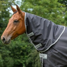 Bucas Smartex Turnout Combi Neck Black