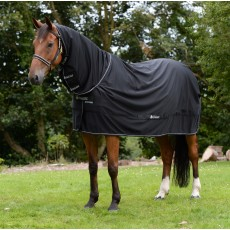 Bucas  Power Full Neck Cooler Rug (Black)