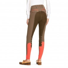 Ariat Women's Olympia Acclaim Full Seat Breeches (Barnwood)
