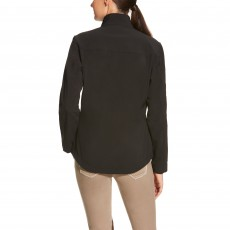 Ariat Women's New Team Softshell Jacket (Black)