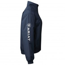 Ariat Men's Team Stable Jacket (Navy)