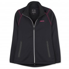 Musto Women's DWR Zip Through Sweat (Black)