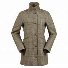 Musto Women's Winchester Tweed Jacket (Red Glamis)