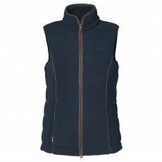 Musto Women's Melford Fleece Gilet (True Navy)