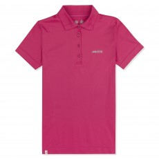 Musto Women's Performance Polo Shirt (Bright Rose)