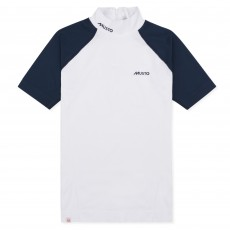 Musto Women's Performance Stock Shirt (True Navy/White)