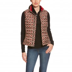 Ariat Women's Ideal Down Vest (Aztec Print)