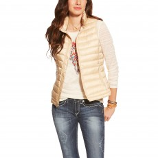 Ariat Women's Ideal Down Vest (Champagne)