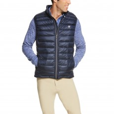 Ariat Men's Ideal Down Vest (True Navy)