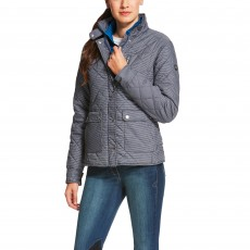 Ariat Women's Cornet Jacket (Blue Check)