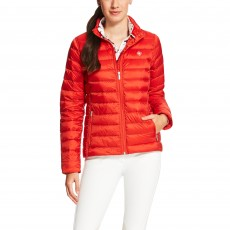 Ariat Women's Ideal Down Jacket (Molten Lava)