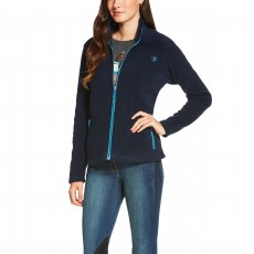 Ariat Women's Basis Full Zip (Navy)
