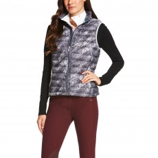 Ariat Women's Ideal Down Vest (Fur Print)
