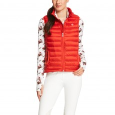 Ariat Women's Ideal Down Vest (Molten Lava)