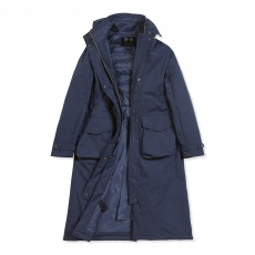 Musto Women's Suffolk BR1 Coat (True Navy)