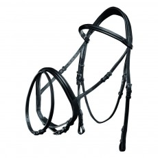 Mark Todd Performance Flash Bridle (Black)